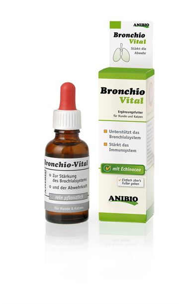 ANIBIO Bronchio-Vital 30 ml.