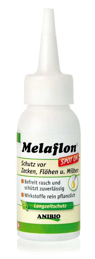 ANIBIO Spot-on 50 ml. melaflon flaske