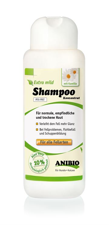 ANIBIO Shampo 250 ml. koncentrat