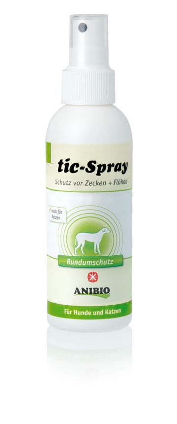 ANIBIO TIC-Spray 150 ml.