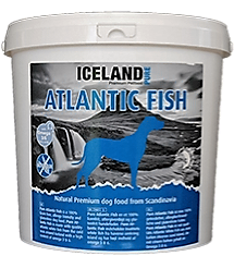 Iceland PURE Atlantic Fish, No grain 4 kg.
