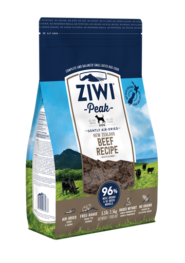 ZiwiPeak BEEF 1 kg. Air-dried