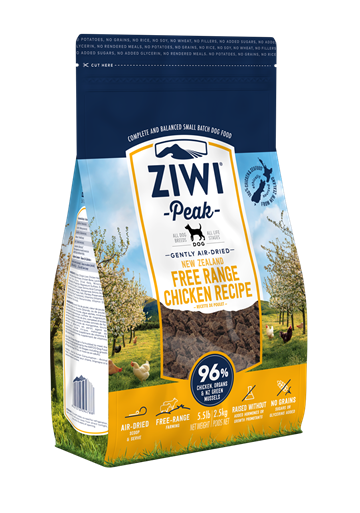 ZiwiPeak CHICKEN 1 kg. Air-dried