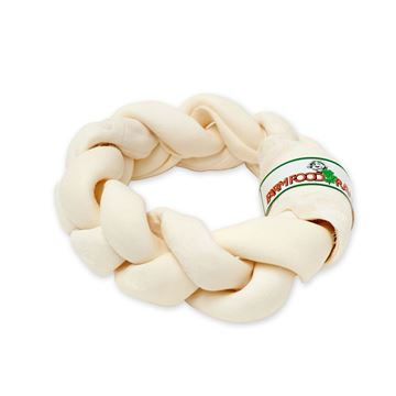 FarmFood Dental Donut Braid  L.  5 stk. i kasse