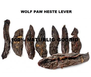 Wolf Paw Heste Lever 200 gr.