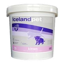 Iceland Pet, Killing 7 kg. incl. foderspand