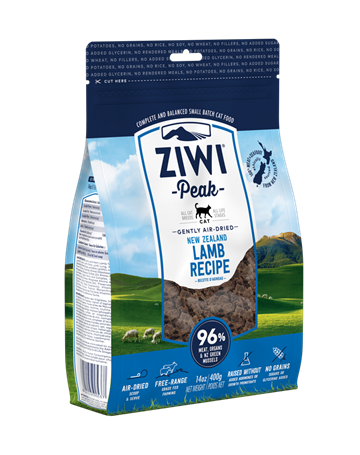 ZiwiPeak KAT, LAMB, 1 kg. air dried