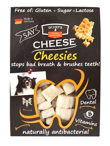 Qchefs Dental Cheesies